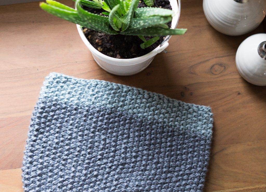 Beginner knitting workshop cowl | Shortrounds Knitwear