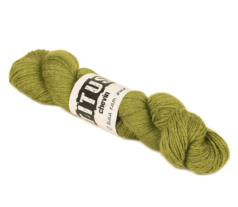 Baa Ram Ewe Titus 4 ply in Chevin | Shortrounds Knitwear