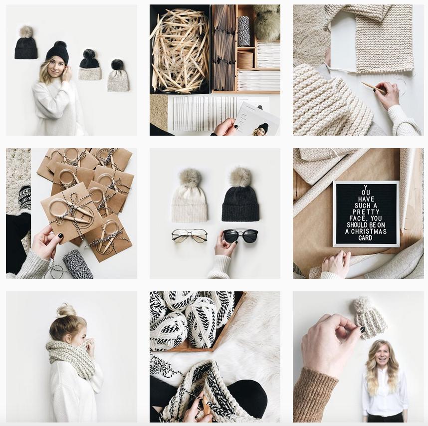 Debrosse NYC Instagram - Shortrounds Knitwear