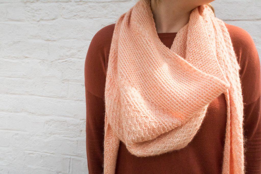 Cirrostratus Shawl | Shortrounds Knitwear